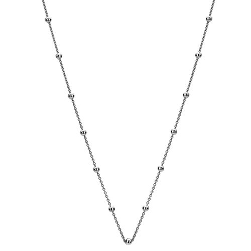 Strieborná retiazka Hot Diamonds Emozioni Silver Cable with Ball Chain 35