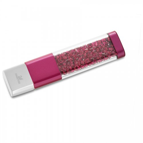 Swarovski CRYSTALLINE USB, FUCHSIA - USB flash disk 5032048