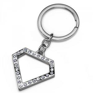 Prívesok na kľúče s krištáľmi Swarovski Oliver Weber Diamond 7cada19816e