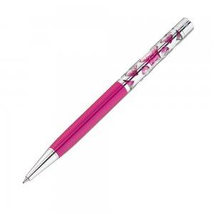... Swarovski pero FUCHSIA eclectic - guľôčkové pero dámske fuchsiové -  limitovaná edícia 5064383 002ada8be90